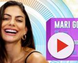 Mari Gonzalez é uma das participantes famosas do 'BBB 20'. (Reprodução/TV Globo)