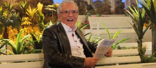 Carlos Alberto de Nóbrega tem alta do hospital. (Arquivo Blasting News)