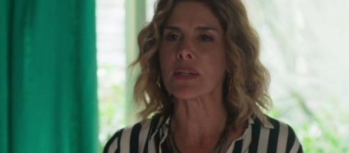 Eugênia vai tomar atitude impulsiva ao saber que foi enganada pelo filho em 'Bom Sucesso'. (Reprodução/TV Globo)