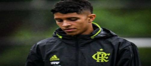 Felipe Cardoso sobreviveu a incêndio do Flamengo. (Arquivo Blasting News)