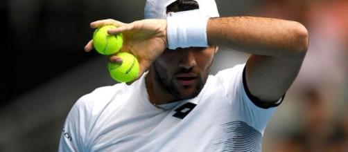 Matteo Berrettini eliminato al secondo turno degli Australian Open.