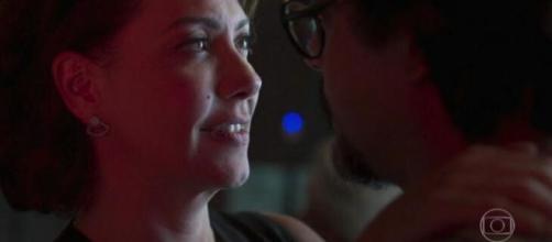 Nana e Mario têm final feliz em 'Bom Sucesso'. (Reprodução/TV Globo)