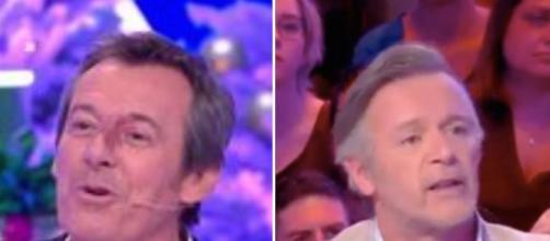 TPMP : Jean Luc Reichmann se fait clasher par Jean-Michel Maire. Credit: Capture d'écran/TF1/C8