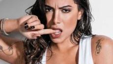 Anitta é flagrada lambendo rosto de dançarina em uma balada dos EUA
