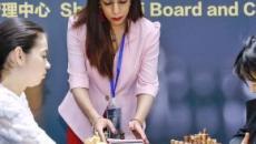 Iranian chess referee Shohreh Bayat fears arrest