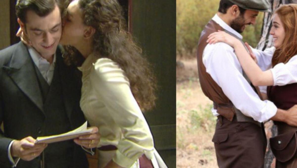 Il Segreto, spoiler: Lola e Prudencio raggiungono Julieta e Saul dopo il matrimonio