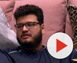 Victor Hugo relembra paredão entre Íris e Alemão no 'BBB12'. (Reprodução/TV Globo)
