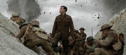 1917 - nella trincea della prima guerra mondiale