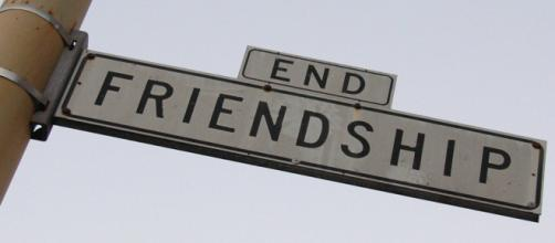 A street sign in San Francisco represents the fallacies of friendship. [Image Source: Tinou Bao/Creative Commons License 2.0]