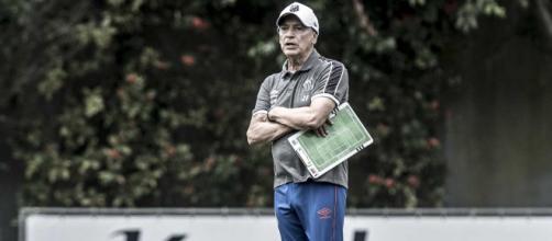 Jesualdo Ferreira estreia no Santos. (Arquivo Blasting News)