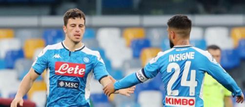 Napoli-Juventus, il posticipo della 21^ giornata di serie A.