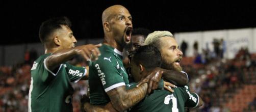 Palmeiras mostrou força na estreia. (Arquivo Blasting News)