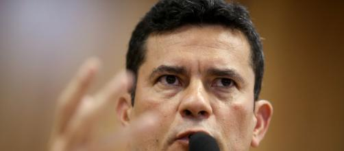 Sergio Moro está descontente com possível desmembramento de seu ministério. (Arquivo Blasting News)