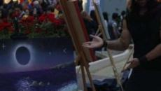 Ritratto del pittore calabrese Guido Maria Astorino: 'Credo nella magia delle mie opere'