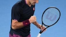 Federer: vittoria numero 100 a Melbourne, ma quanta fatica contro Millman