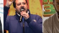 Caso 'citofono', Salvini contro Fabio Volo e Fedez: 'Milionari di sinistra'