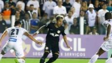 Santos e Red Bull Bragantino ficam no empate na Vila Belmiro
