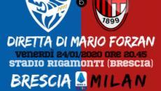 Brescia - Milan, pagelle e commento minuto per minuto: Donnarumma salva e Rebic segna