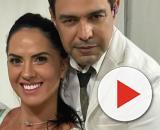 Graciele e Zezé Di Camargo se relacionam há cerca de 15 anos. (Reprodução/Instagram/@gracielelacerdaoficial)