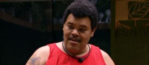 Babu Santana diz ter entrado em depressão. (Reprodução/TV Globo)