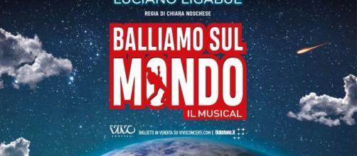 """""""BALLIAMO SUL MONDO - il Musical -"""" al Teatro Cilea di Regio Calabria"""