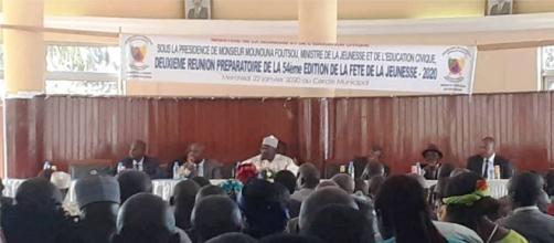 Cameroun : 2ème réunion préparatoire du Minjec avant la célébration de la fête de la Jeunesse
