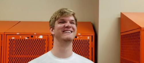 Clemson Tigers quarterback transfer Chase Brice might join Vanderbilt Commodores. [Image Source: ClemsonTigerNet/YouTube]