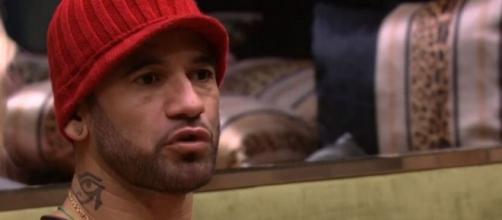 Hadson já é o participante cotado para sair no 'BBB20'. (Reprodução/TV Globo)