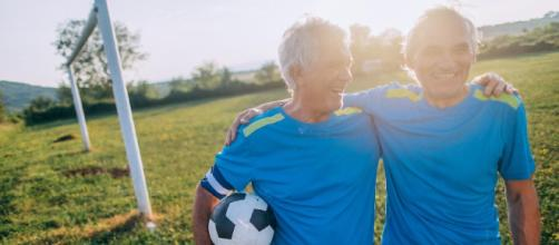Idoso de 74 anos Ezz El-Din Bahader vai jogar de goleiro. (Arquivo Blasting News)