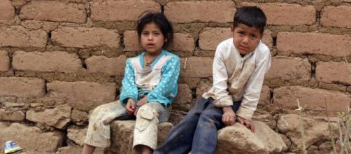 Infancia abandonada y pobreza creció en América del Sur en 2019. - wikimedia.org
