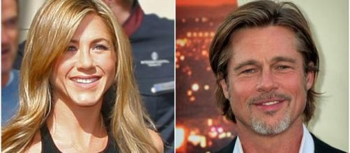 Jennifer Aniston and Brad Pitt couple rumors continue to spread.Credit: Wikimedia Commons/Angela George/Toglenn