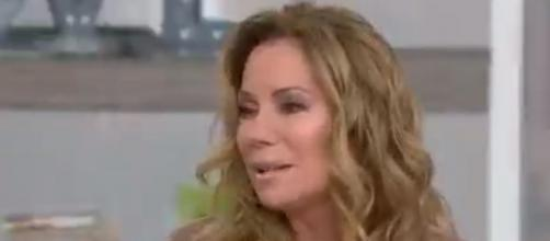 "Kathie Lee Gifford confirms her happiness in Nashville but thrives on fun with her ""Today"" family anytime, [Image source:TODAY-YouTube]"