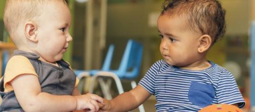 Los chicos muy pequeñitos en la guardería son susceptibles a padecer desamor. - cogop.org
