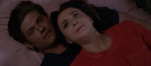 Nel prossimo episodio di Grey's Anatomy, Amelia comunicherà a Link che potrebbe non essere il padre del bambino che porta in grembo.
