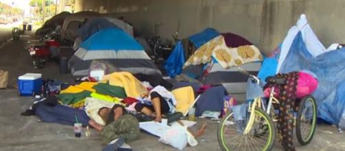Homeless Population In The United States On The Rise Is A Matter Of Concern