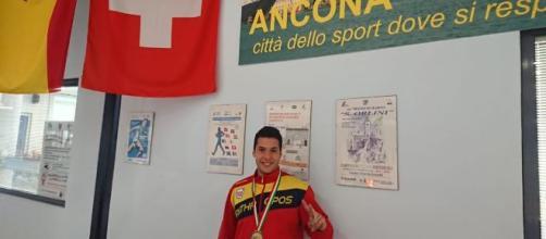 Raffaele Di Maggio, confermato campione italiano