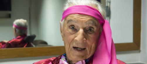 Seu Peru, Orlando Drummond, ganha biografia de presente. (Arquivo Blasting News)