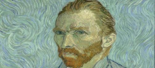 Van Gogh self-portrait 1889 [Image source: Wikipedia Commons]