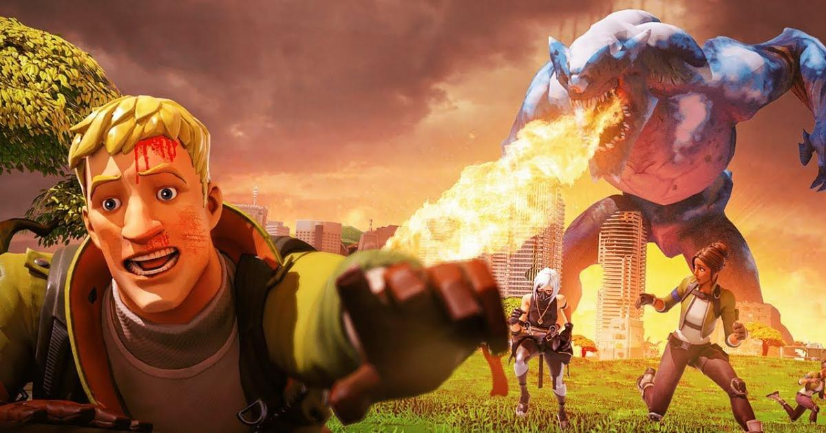Epic Games announces a new 'Fortnite Battle Royale' event