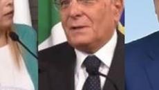 Meloni: 'Lunedì citofoneremo a Conte e gli chiederemo di fare gli scatoloni'