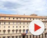 Palazzo Chigi, il quartier generale della Presidenza del Consiglio.
