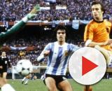 Rob Rensenbrink, il celebre palo colto nella finale mondiale del 1978.