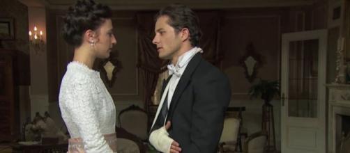 Anticipazioni Una Vita: Samuel chiederà la mano di Lucia.