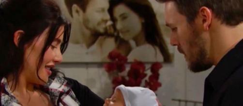 Beautiful, anticipazioni all'1 febbraio: Liam si offre per essere il padre di Phoebe