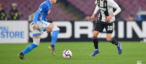 Napoli-Juventus in diretta tv e streaming