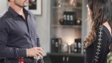 Anticipazioni Beautiful puntate americane: Wyatt perdona l'ex Flo e vuole lasciare Sally