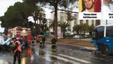 Incidente sulla Tiburtina: Panda contro bus, la Futsal Settecamini piange Thomas e Matteo