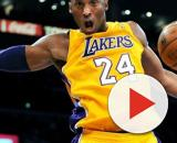 La leggenda del basket Kobe Bryant