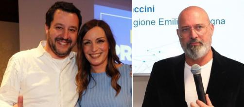 Accuse reciproche di violazione del silenzio elettorale tra Salvini e Pd