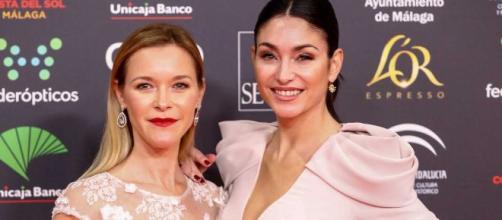 Maru00eda Esteve y Celia Flores recogen el Goya de Honor de su ... - individy.com